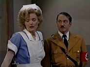 SNL Rob Schneider as Adolf Hitler