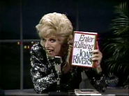Terry Sweeney as Joan Rivers