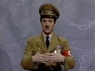 SNL Dana Carvey as Adolf Hitler