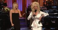 SNL Kristen Wiig as Dolly Parton