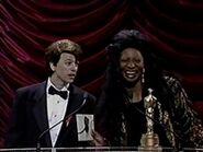 SNL Ellen Cleghorne - Whoopi Goldberg