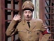 SNL Mike Myers as Adolf Hitler