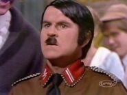 SNL Tim Kazurinsky as Adolf Hitler