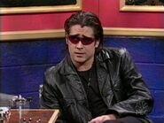 SNL Colin Farrell as Bono