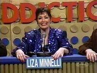 SNL Nora Dunn as Liza Minnelli