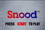 Snood GBA Title Screen