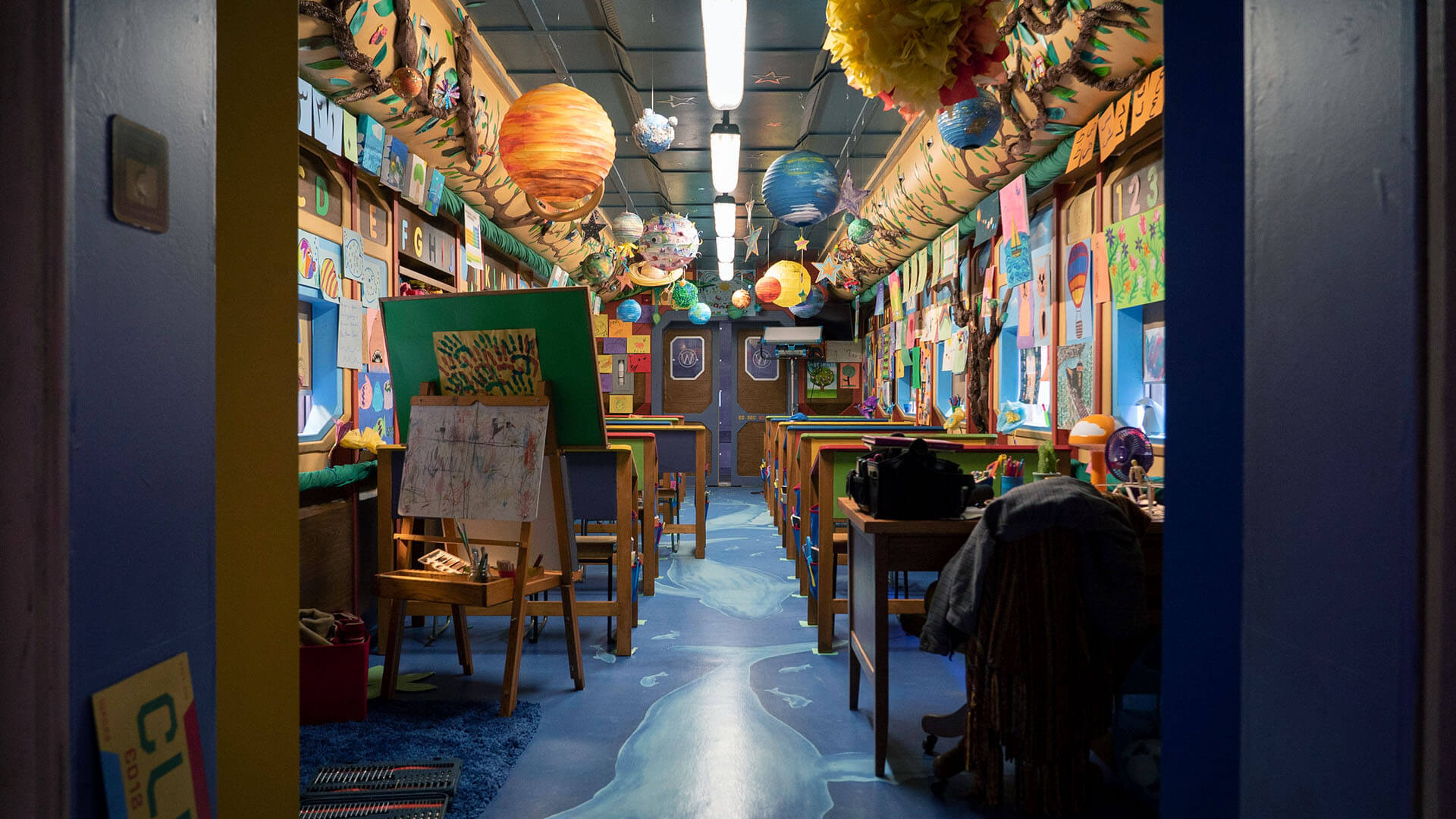Classroom (C0429)