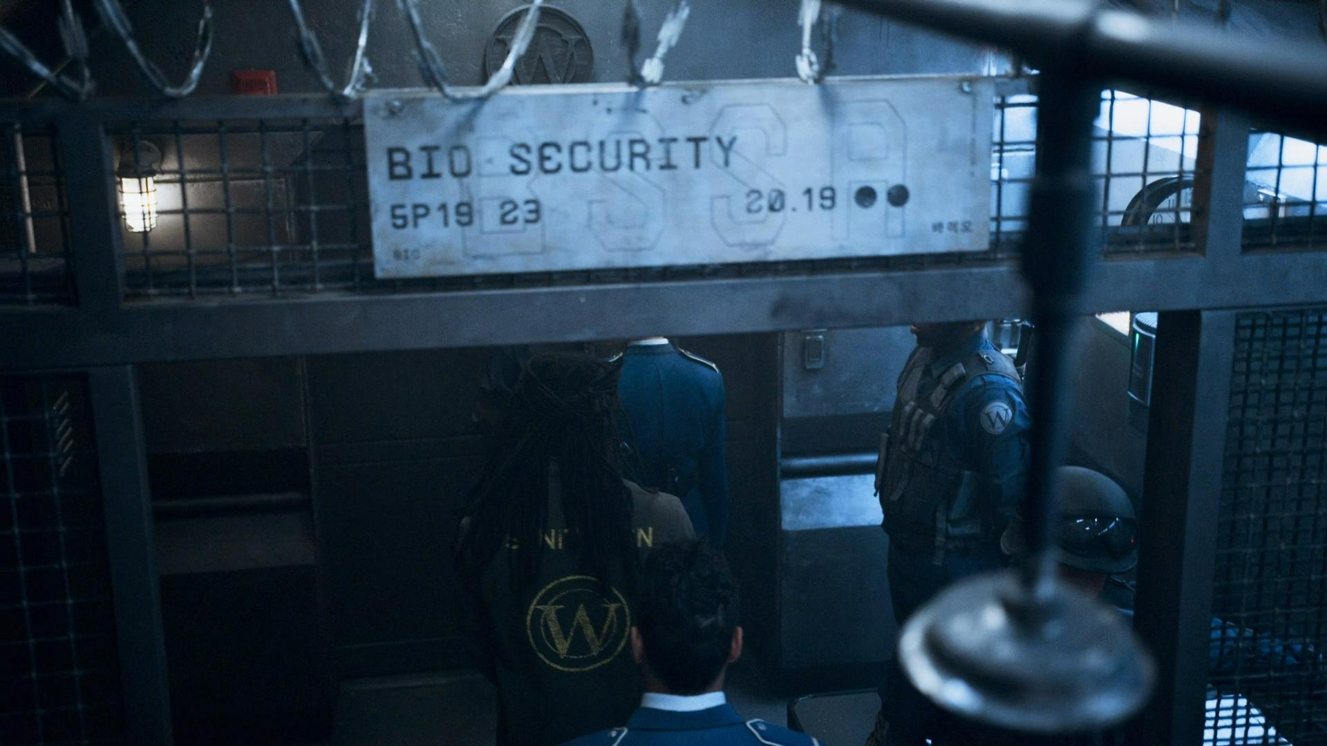Bio-Security Car