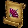 Good-HeroGearRecipe-KnifeNinja-FannedRetreat-LongerRangeNarrowerCone-Icon