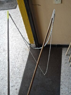 Cheap and Easy No Twist No Tangle Small Tri-String Design