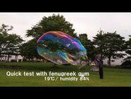20210529 fenugreek gum test