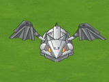 Dragoncito de metal