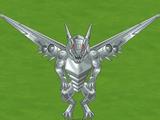 Dragón de metal