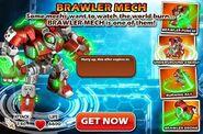 Brawler Mech