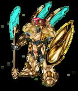 Mech spartan warrior 1