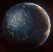 Xandar Planet