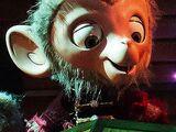 Albert the Monkey