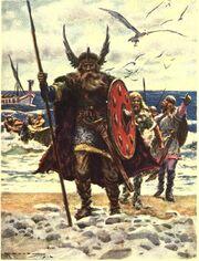 The landing of Vikings on America.jpg