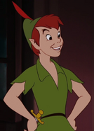 Profile - Peter Pan