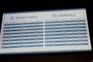 Arrivals and Departures - Disney TAG (08-17)