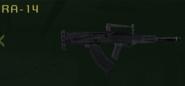 SOCOM 3 RA-14 Extras