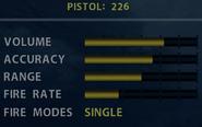 SOCOM 226 Stats