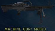 SOCOM M60E3 Armory