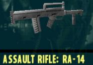 SOCOM II RA-14 Extras