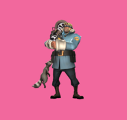 Fuzzo's current main loadout.