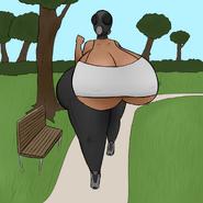 Pyro on a jog by zachman1901 dd21py3-fullview