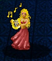 Blond lady playing lyre.jpg