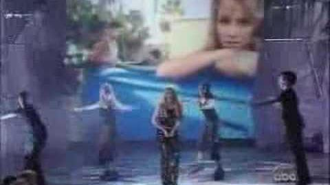 Britney Spears Baby One More Time Live Worl Music Awards 99'