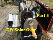 Stockton Solar Oven - Part 5 - The Cooking Tray-2