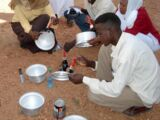 Solar cooking pots