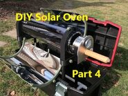 Stockton Solar Oven - Part 4 - Making the Reflectors-2