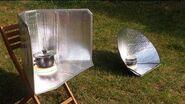 Cuiseur solaire UltraLightCooker Traveller (autoconstruction)