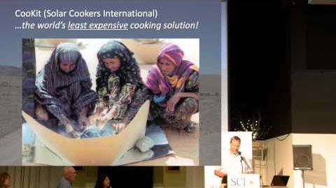 Funk Solar Cookers Worldwide