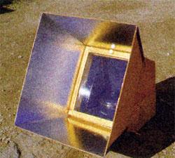 30/60° Solar Oven