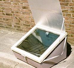 Solar Cooker Workgroup Sliedrecht NL