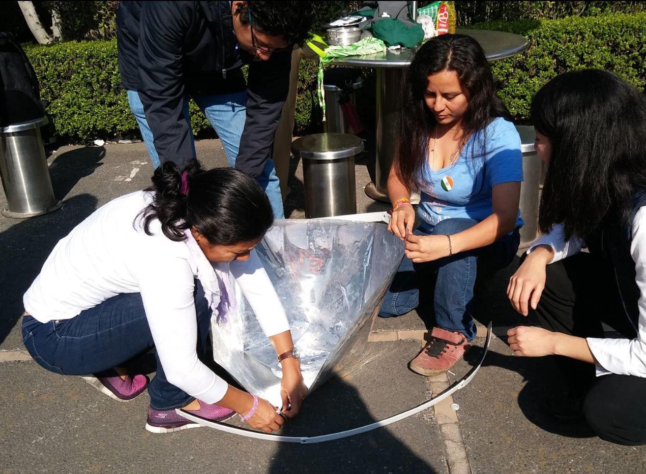 Red Mujeres en Energía Renovable y Eficiencia Energética