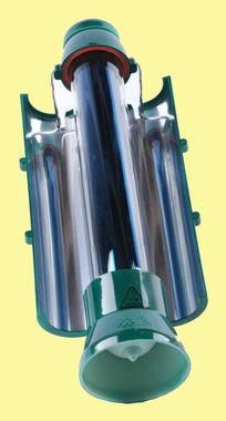 SunRocket solar kettle