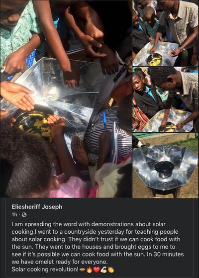 Eliesheriff Joseph hosts demonstration in Haiti, 10-11-21.png