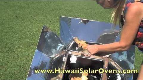 Hawaii Solar Ovens