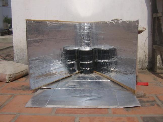 Solar Rice Cooker