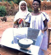 Tilo Tabiro women with CooKit 2008.jpg