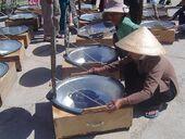 Cuisson solaire au Vietnam