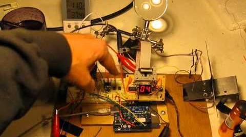 Smart Solar Oven Platform Benchtop Test.wmv