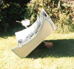 Halacy parabolic cooker.jpg