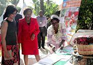 Faustine Odaba, GACC conference, Nairobi, 2-12-14