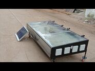 Drying Cocoa Beans Using Solar Dryer - A Case Study Earn More Using Solar Dryer - -solardryer -solar-2